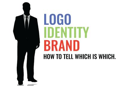 info graphic logo identity brand