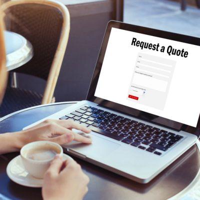 Grande Prairie Request a Quote Form Design Tips
