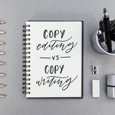 copyediting-vs-copywriting-notebook-flatlay