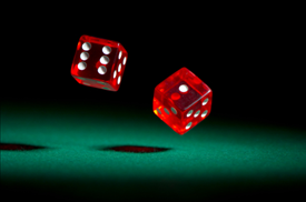 Roll the Dice and Hope For a Great Business Website Design