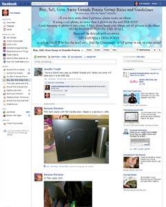 Facebook Page Profile Example
