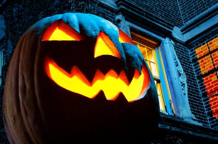 Halloween Facebook Promotion nine10 grande prairie