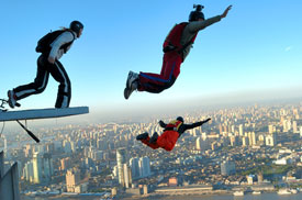 It takes trust for customers to leap