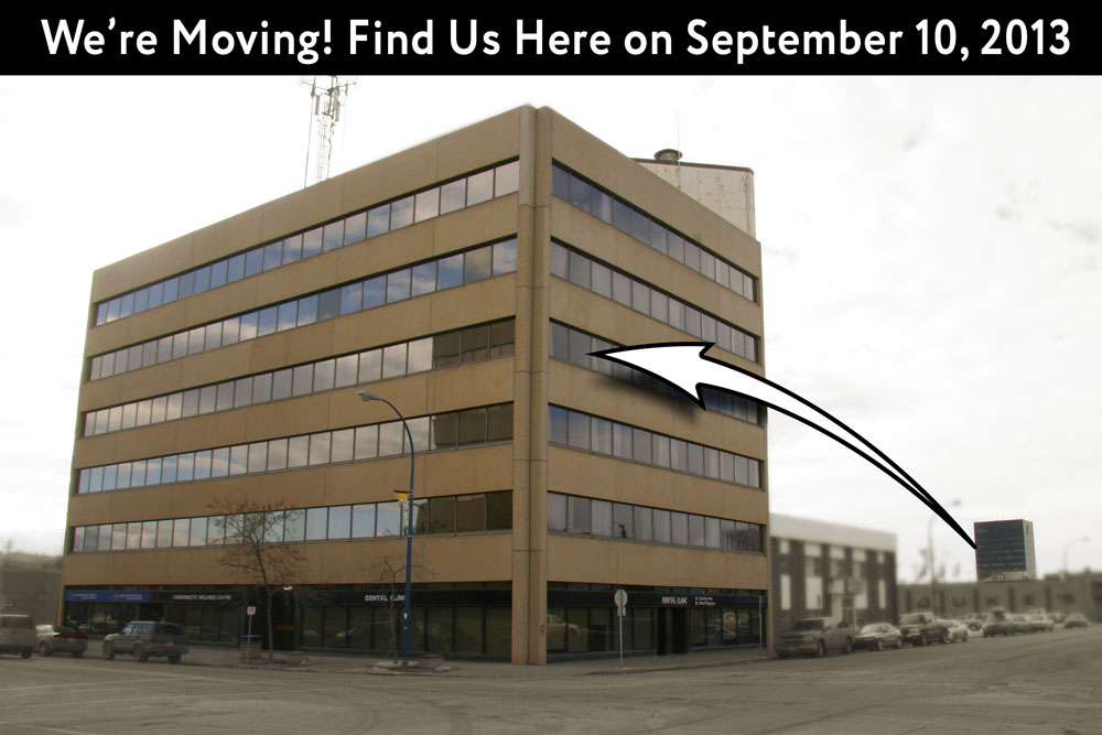 We're Moving from 214 Place to Nordic CourtWe're Moving from 214 Place to Nordic Court