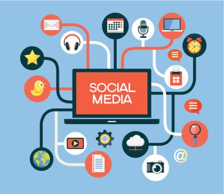 social media for athletes