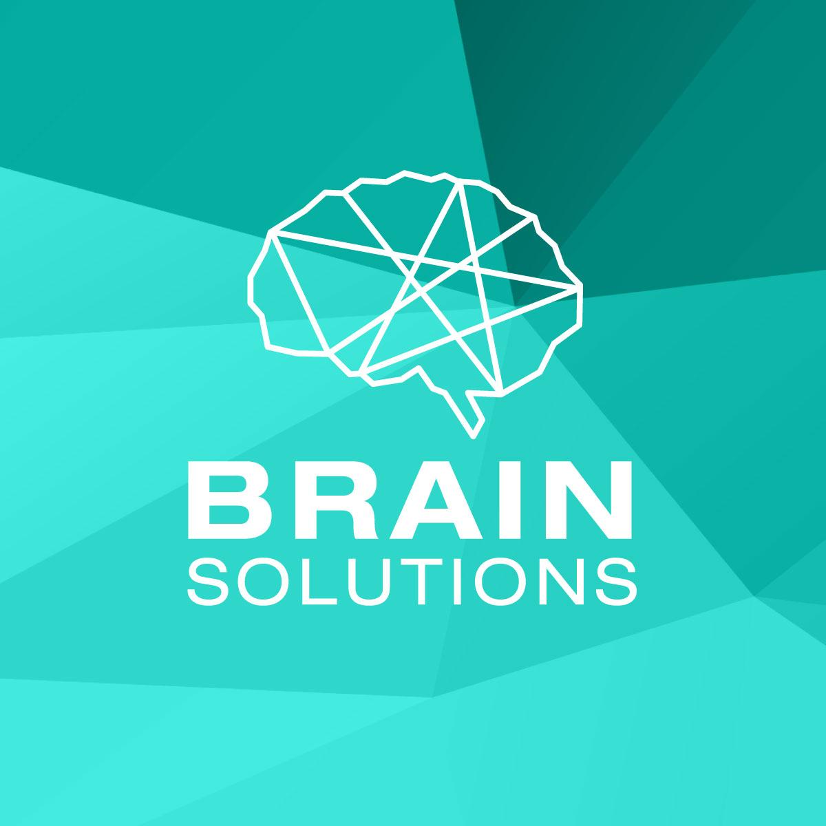 Brain Solutions Visual Identity - Logo