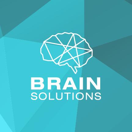 nine10 portfolio project brain solutions visual identity cover image