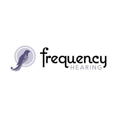 nine10 portfolio project frequency hearing logo main
