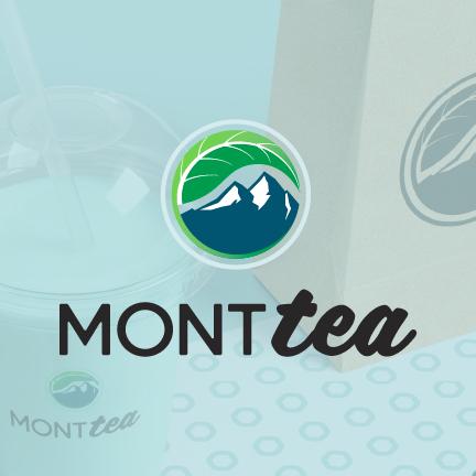 nine10-portfolio-project-mont-tea-logo-cover-image