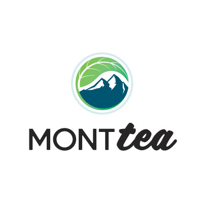 nine10 portfolio project mont tea logo main