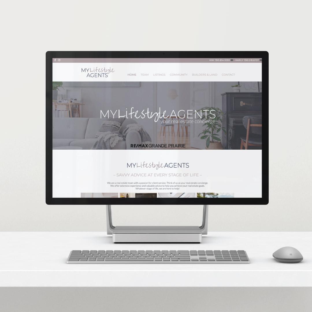 nine10 portfolio project my lifestyle agents gallery image 3