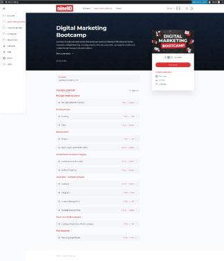 Online Learning Portal