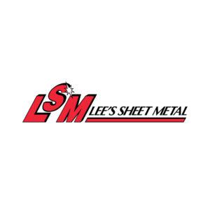 lees sheet metal lsm nine10 logo