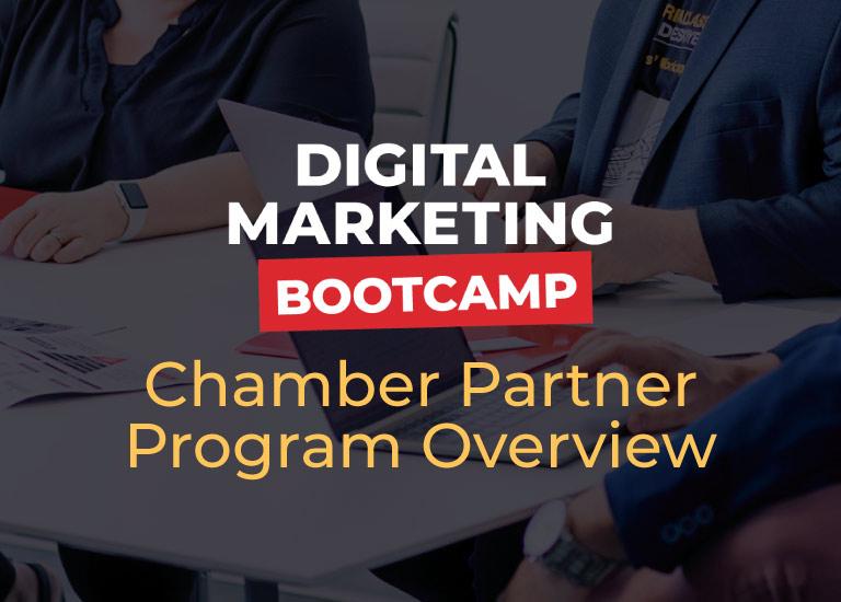 nine10 chamber of commerce partner program video digital marketing bootcamp