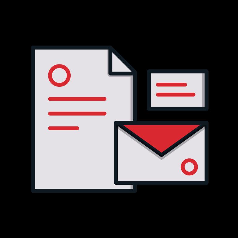 Stationary Design Icon
