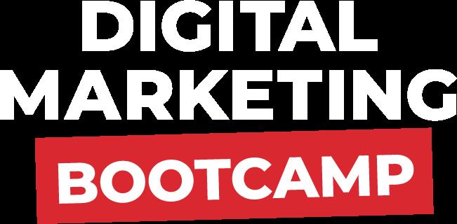 nine10 digital marketing bootcamp logo full colour dark backgrounds content training