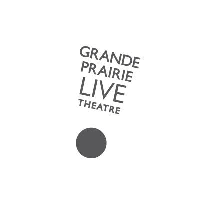 Grande Prairie Live Theatre Logo