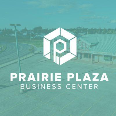 prairie plaza nine10 portfolio graphics gallery image logo