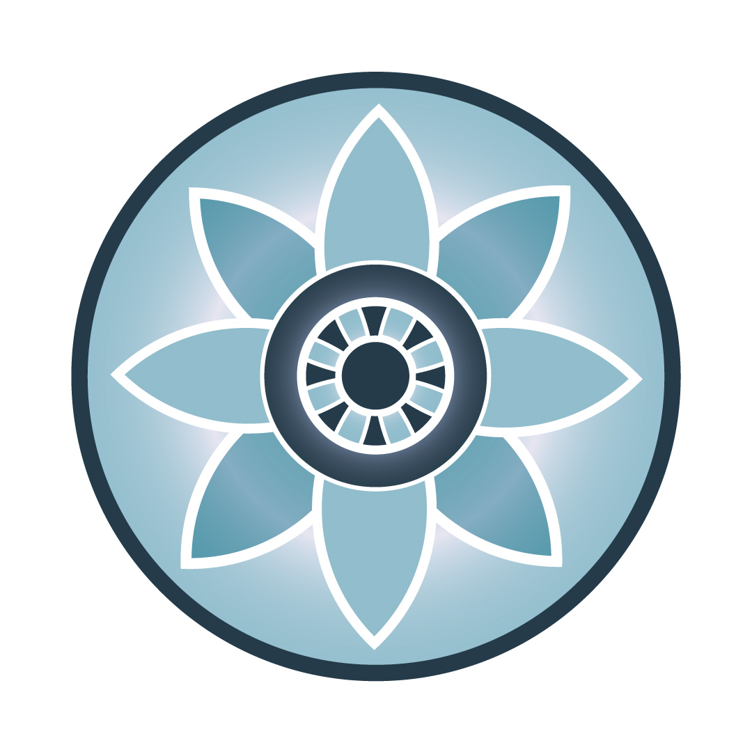 Colour Icon Design Created for Dr. Shonah Finlay at Doctors EyeCare Grande Prairie