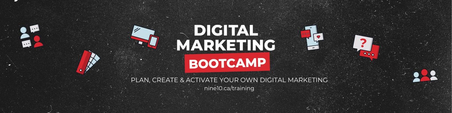 Digital Marketing Bootcamp