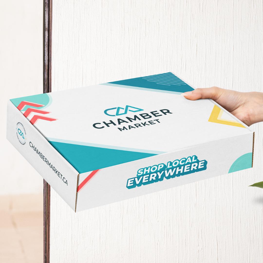 Branded Box Mockup