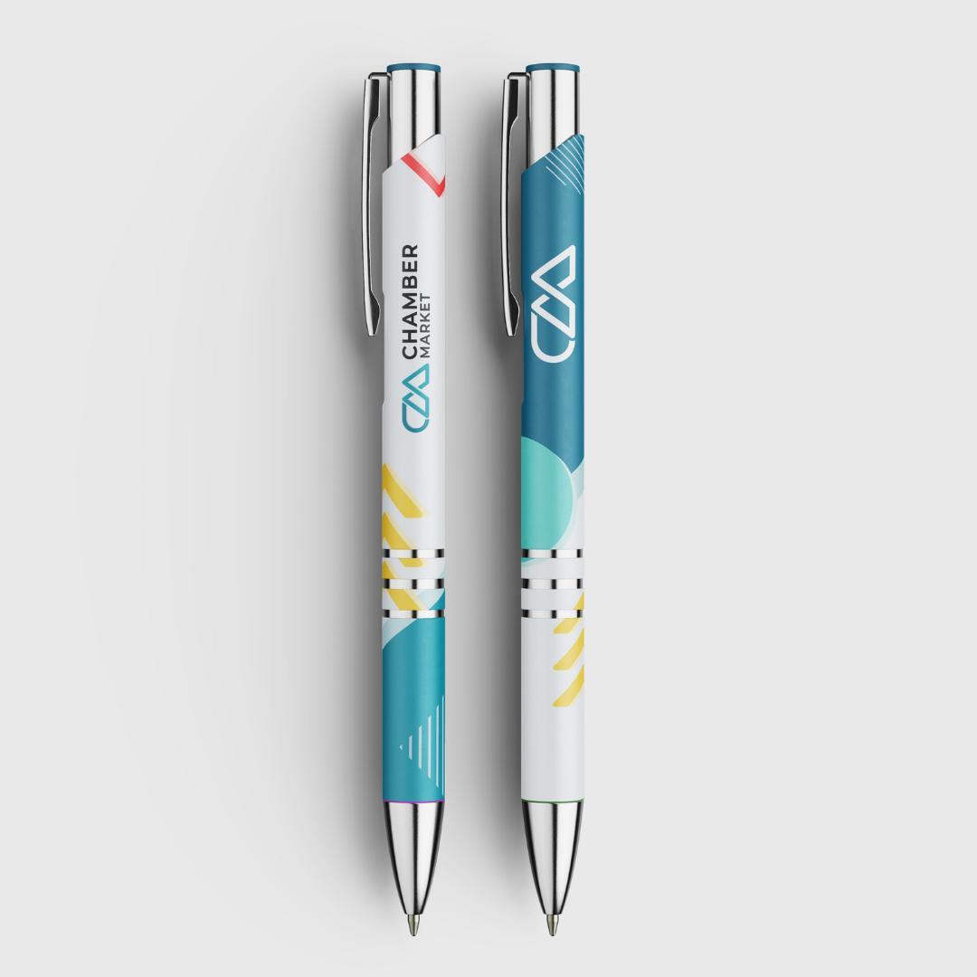 Branded Pen Mockup