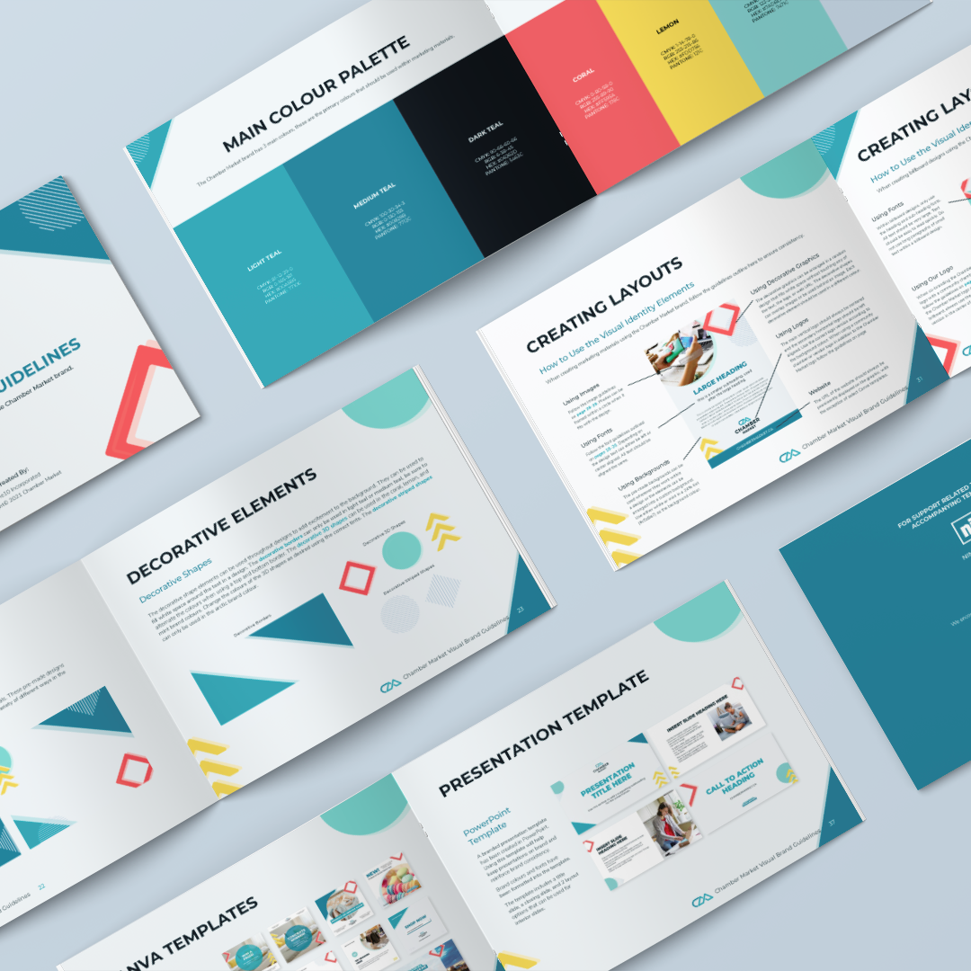 Visual Brand Guidelines